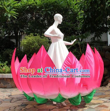 Chinese Dance Costumes Prop Classical Dance Costume Props Stage Performance Base Folk Decoration