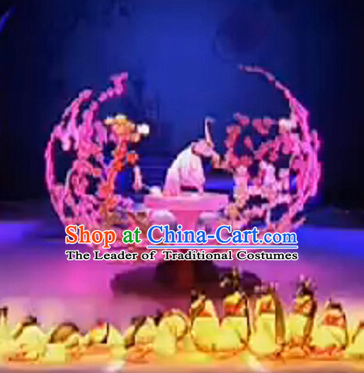 Chinese Stage Performance Dance Props Stage Design Prop