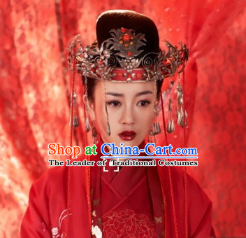 Ancient Chinese Female Headwear Headpieces