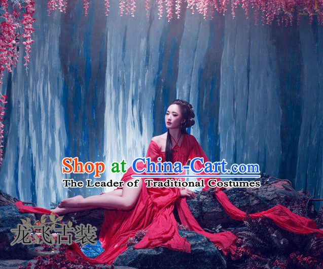 Chinese Classic Sexy Costumes Hanfu Clothing Shop Online Dress Wholesale Cheap Clothes Wear China online for Women