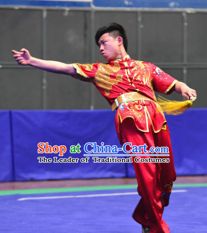 Top Drunken Boxing Kung Fu Martial Arts Taekwondo Karate Uniform Suppliers Clothing Dress Costumes Clothes for Men Women Adults Boys Girls Kids