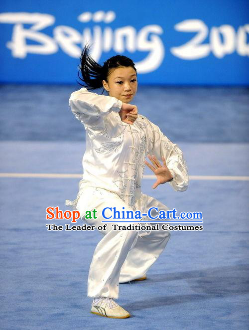 Top Tai Chi Kung Fu Martial Arts Taekwondo Karate Uniform Suppliers Clothing Dress Costumes Clothes for Men Women Adults Boys Girls Kids