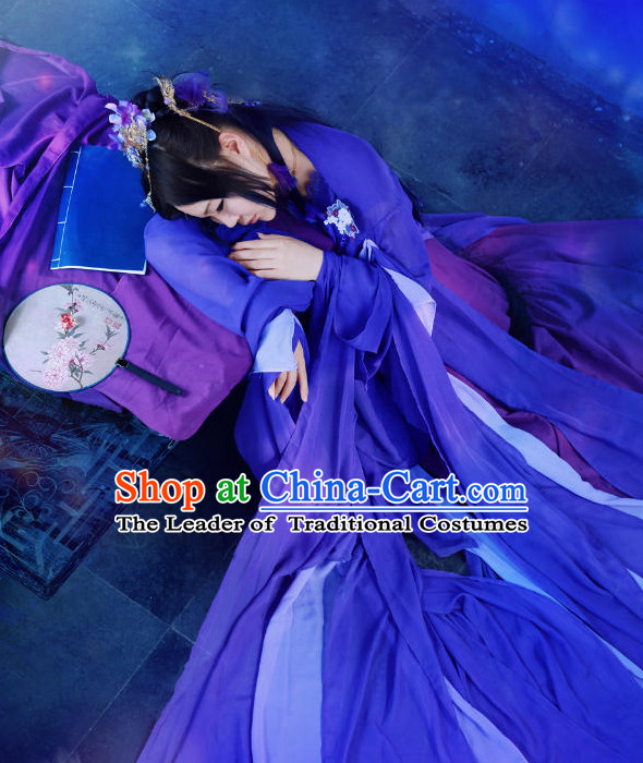 Chinese Costume Ancient China Dress Classic Garment Suits Queen Cosplay Clothes Clothing for Women