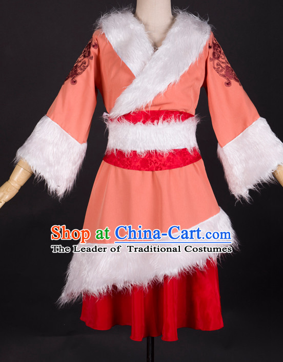 Chinese Ancient Female Knight Costume Garment Dress Costumes Dress Adults Cosplay Japanese Korean Asian King Clothing