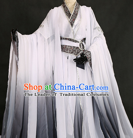 Chinese Ancient Han Fu Dress Costumes Japanese Korean Asian King Costume Wholesale Clothing Garment Dress Adults Cosplay for Men