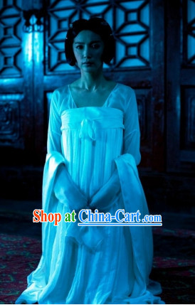 Chinese Traditional Imperial Maid Classic Costumes