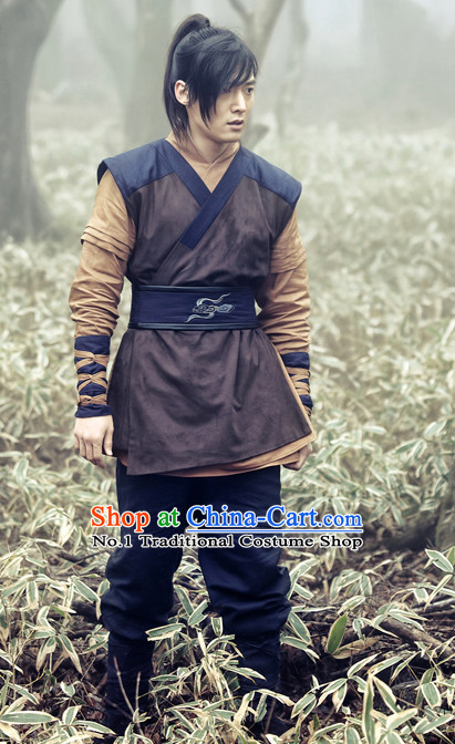 Korean Swordsman Outfit for Men