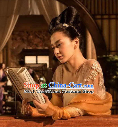 Chinese Ancient Hair Wigs & Extension
