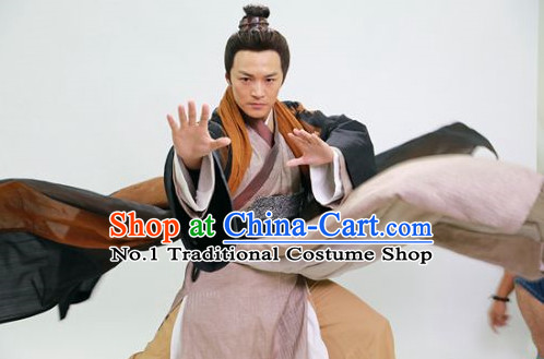 Chinese Swordsmen TV Play Costumes