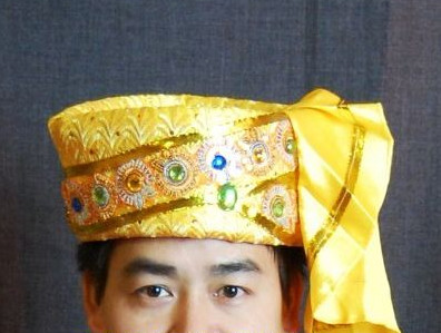Asian Thailand Classical Hat for Men