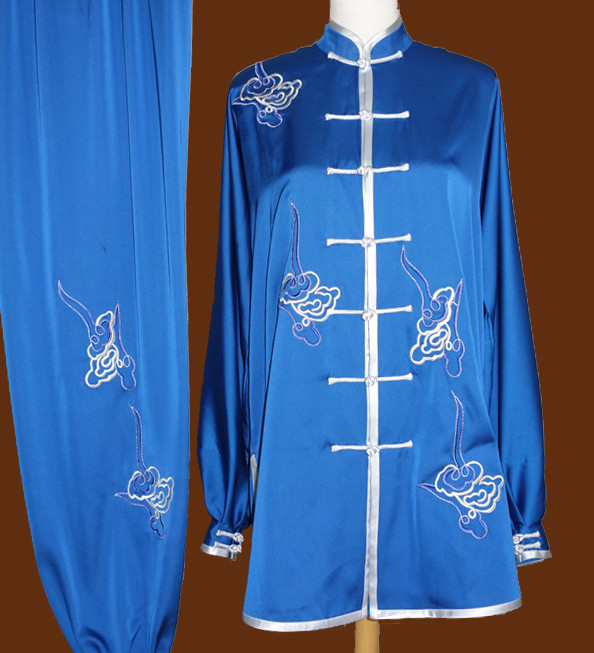 Top Chinese Tai Chi Competition Championship Uniform