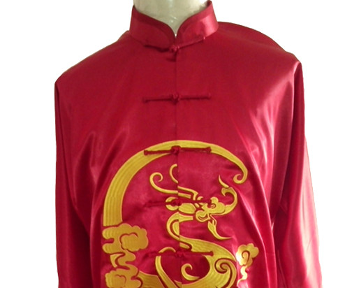 Chinese Traditional Dragon Tai Chi Chuan Uniforms