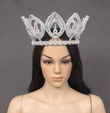 Professional Queen Crown Hair Vines Hair Clamps Hair Jewels Hair Bows Hair Sticks Hairclips