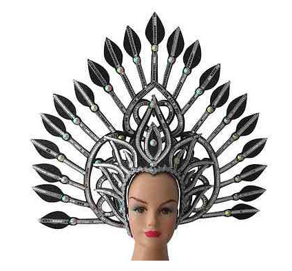 Professional Queen Hair Vines Hair Clamps Hair Jewels Hair Bows Hair Sticks Hairclips