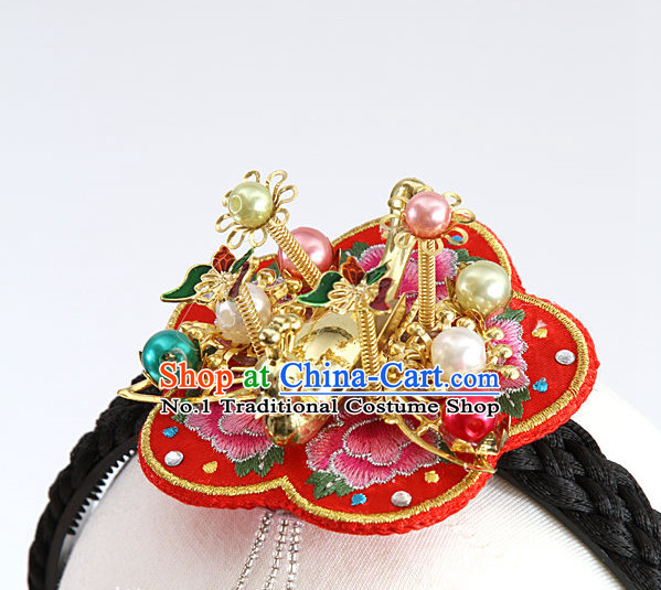 Korean Hair Accessories Hair Ties Hair Jewelry Fascinators Fascinator