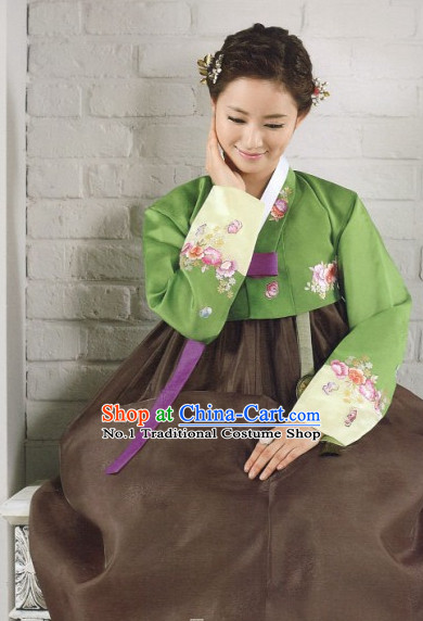 Top Korean Folk Dress online Traditional Costumes National Costume for Women