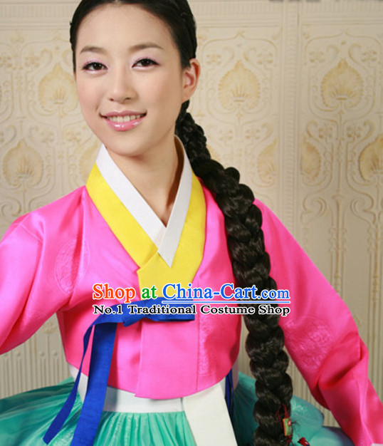 Top South Korean Hanbok online Fashion Store Korean Apparel Hanbok Pattern Costume Complete Set