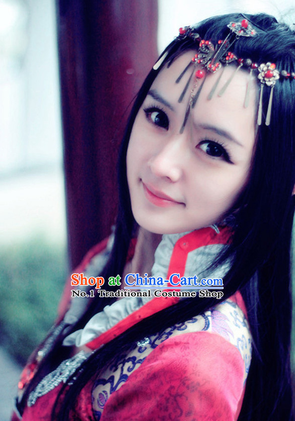 Chinese Traditional Hair Accessories for Women