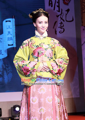 Chinese ancient costumes chinese traditional clothing empress princess emperor