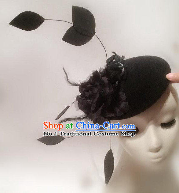 Custom Made Designer Hair Fascinators Hair Slides Headpieces Hair Ornaments