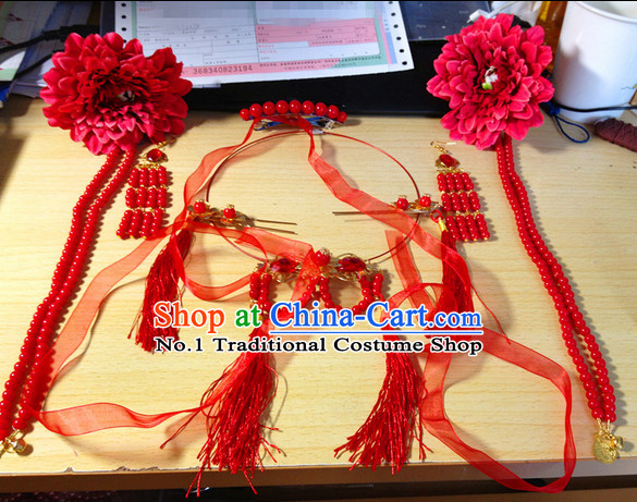 Chinese Classical Princess Hair Accessories Complete Set