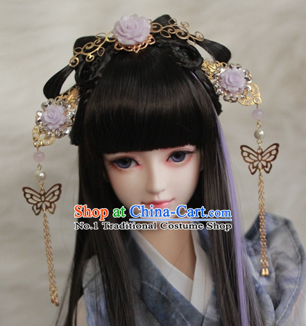 Asia Fashion Chinese Ancient Empress Hair Accessories