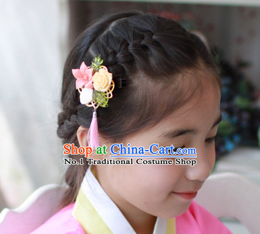 Korean Traditional Clothing Hair Accessories