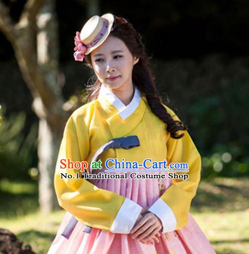 0f39d2dc894 Korean Traditional Clothing Plus Size Dress Fashion Clothes Complete Set  for Women