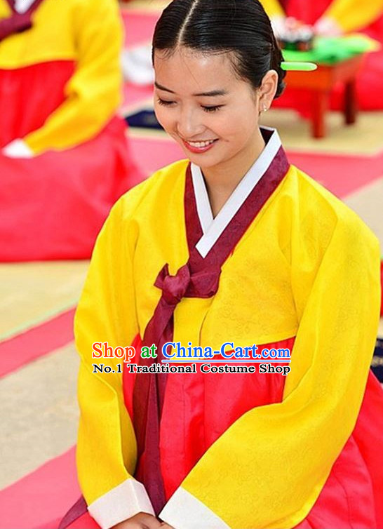 Korean National Dress Costumes Traditional Costumes for Women online Clothes Shopping