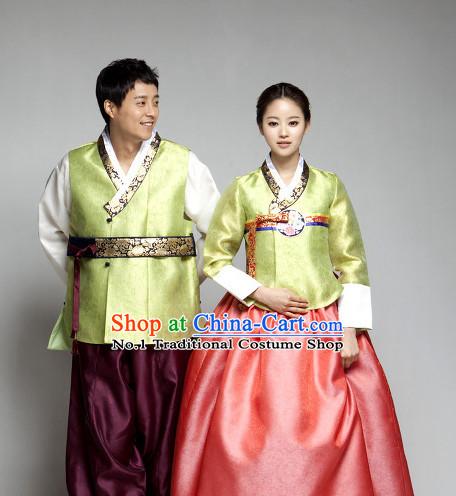 b47ac6d8393 Korean Plus Size Clothing Fashion Clothes Dance Attire Dance Gear Hanbok 2  Sets