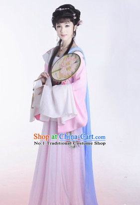 Chinese Traditional National Costumes Opera Costume