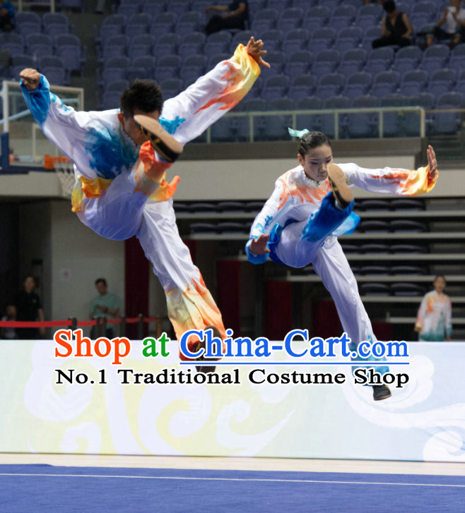 Top Tai Chi Yoga Clothing Yoga Wear Yang Tai Chi Quan Kung Fu Pants Clothes for Men or Women