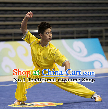 Top China Xingyi Quan Hsing I Hsing Yi Hsing I Chuan Hsing I Forms Hsing Yi Training Kung Fu Uniforms Costumes Competition Suit for Men