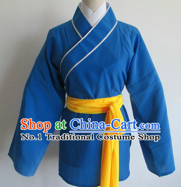 Chinese Ancient Student Costumes for Men