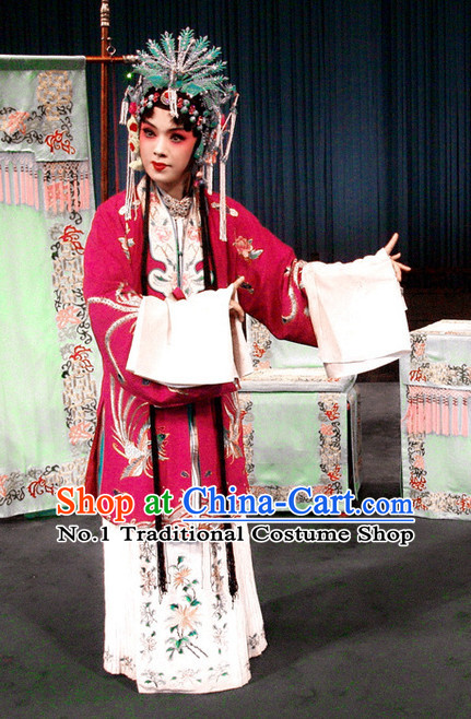 Chinese Culture Chinese Opera Costumes Chinese Cantonese Opera Beijing Opera Costumes Hua Tan Da Kao Costumes
