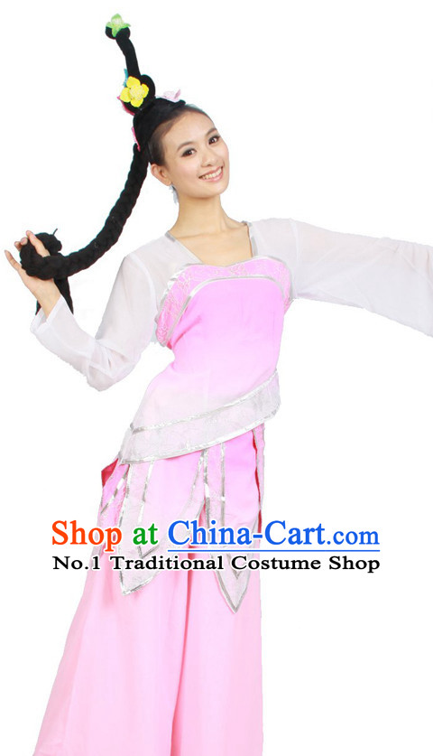 Asian Fashion China Dance Apparel Dance Stores Dance Supply Discount Chinese Tao Yao Classical Dance Costumes