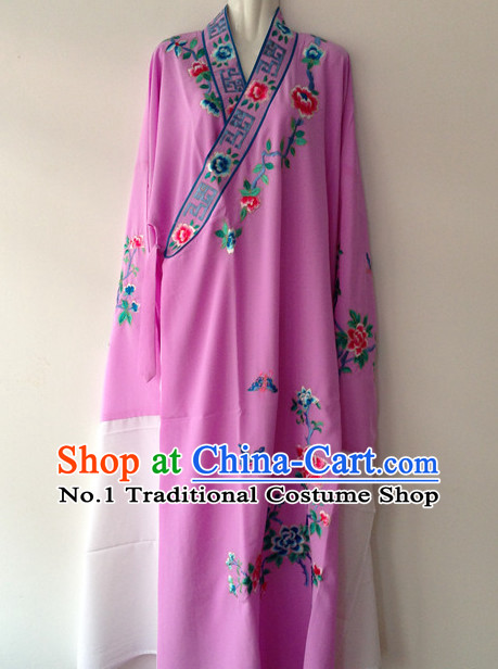 Long Sleeve Beijing Opera Xiao Sheng Costumes for Men