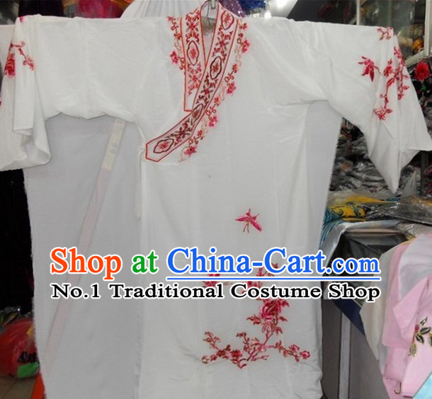Handmade Ancient Chinese Beijing Opera Xiao Sheng Robe for Men