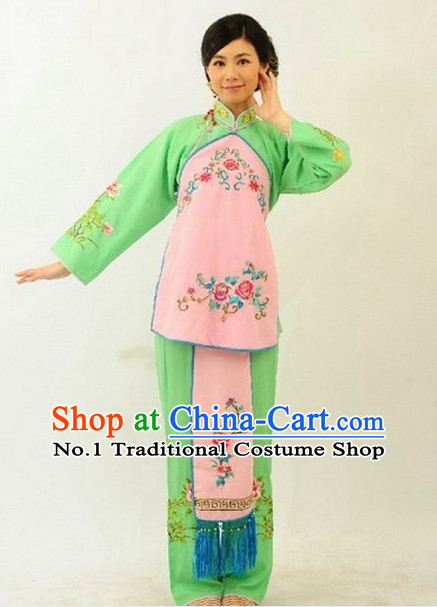 Traditional Chinese Beijing Opera Costume for Girls