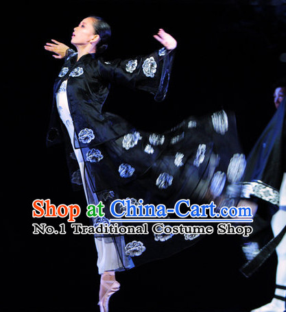 Asia Fashion Chinese Classical Dance Costumes Dance Apparel for Women