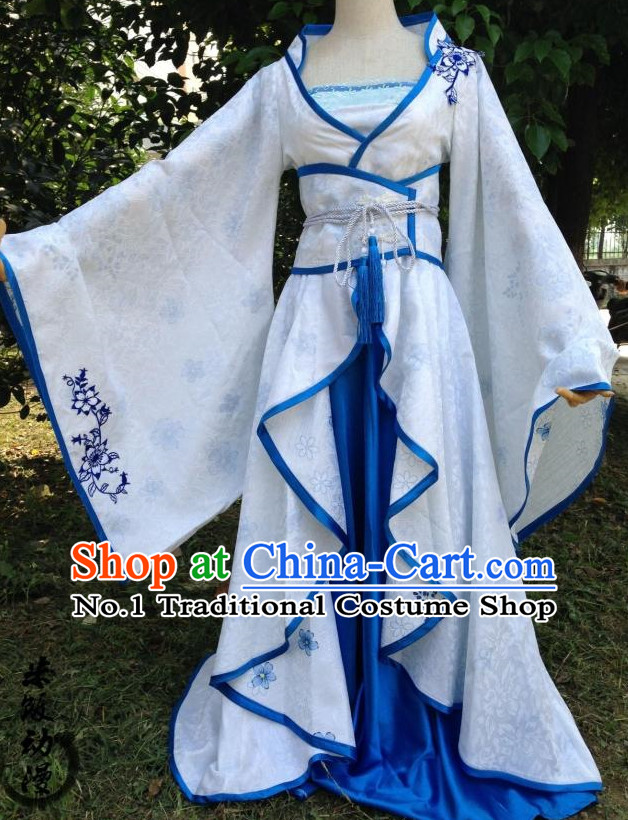Traditional Chinese Noblewoman Clothes Complete Set for Women