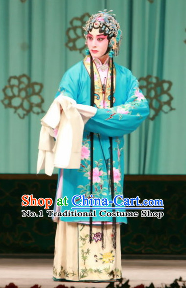 Chinese Traditonal Beijing Opera Hua Tan Costumes for Women