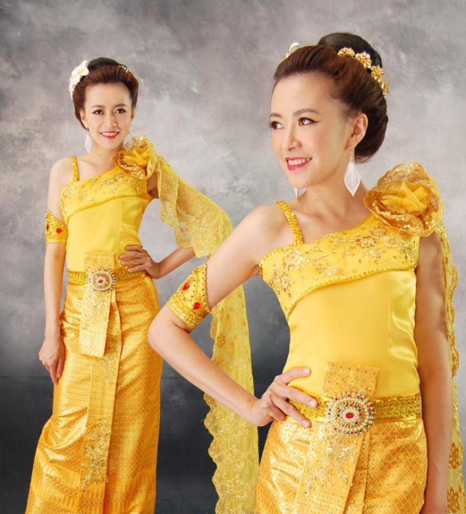 Traditional Thailand Clothes for Women