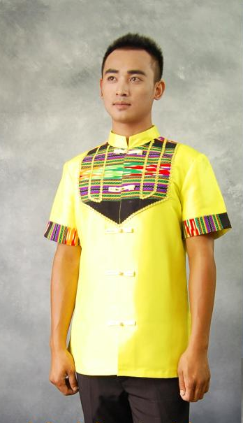 Thailand Traditional National Dresses for Men