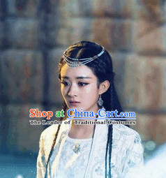 Ancient Chinese Swordsman Halloween Hair Accessories