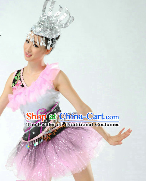 Chinese Folk Dancing Costume Dancewear Discount Dane Supply Dance Wear China Wholesale Dance Clothes