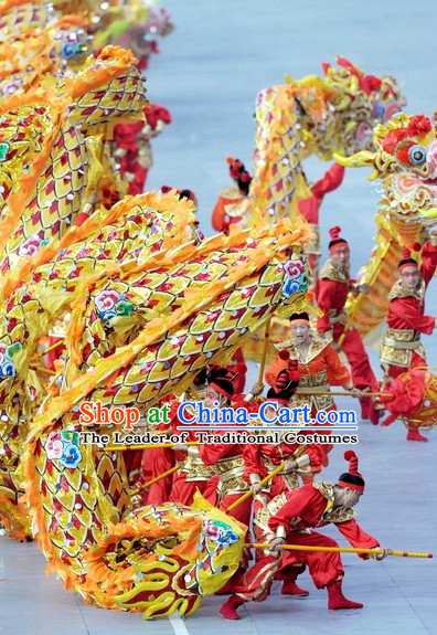 Guide DVD of Dragon Dancing and Lion Dancing