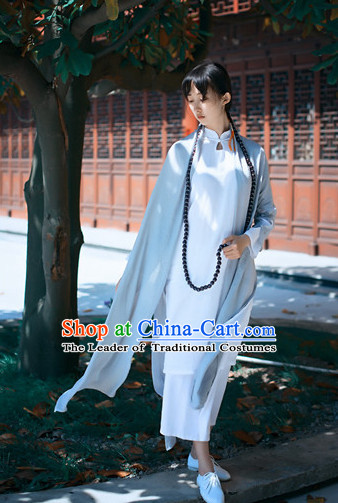 Chinese Classic Garment Clothing Complete Set for Women or Girls