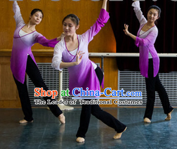 Chinese Classical Dance Costume for Women or Girls