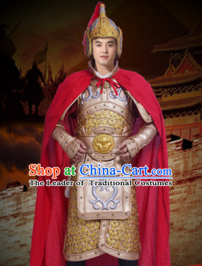 Ancient Chinese Emperor Royal Dresses Imperial Prince Robe Clothes Complete Set